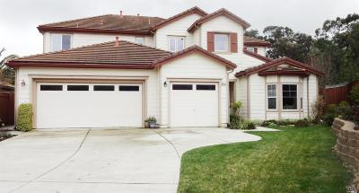 Solano County Single Family Home For Sale: 5317 Dynasty Court