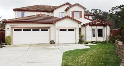 Fairfield Single Family Home For Sale: 5317 Dynasty Court