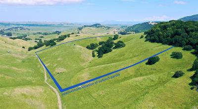 Petaluma CA Residential Lots & Land For Sale: $1,245,000
