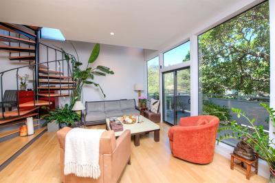 Sausalito Single Family Home For Sale: 201 South Street