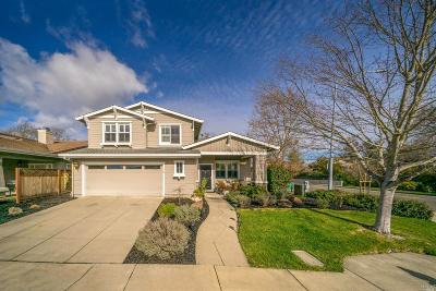 Napa Single Family Home For Sale: 4 Walkabout Lane