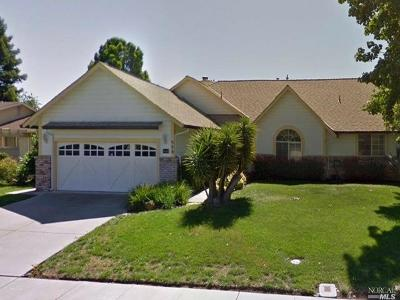Vacaville Single Family Home Contingent-Show