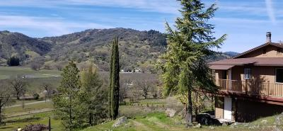 Mendocino County Single Family Home Contingent - Release: 896 Sanel Drive