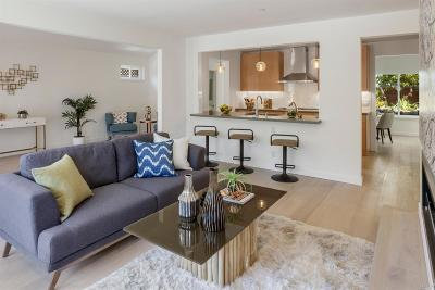 Marin County Single Family Home For Sale: 53 Bayview Terrace