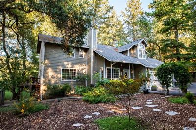 St. Helena Single Family Home For Sale: 18 Upland Road