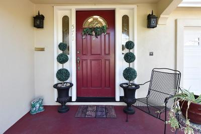Napa County Single Family Home For Sale: 571 Foothill Boulevard