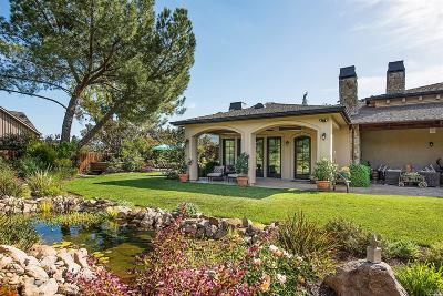 St. Helena Single Family Home For Sale: 1324 Davis Lane