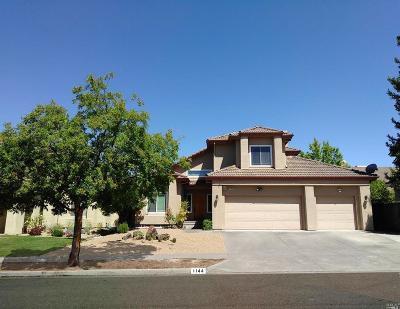Santa Rosa Single Family Home For Sale: 1144 Navarro Street
