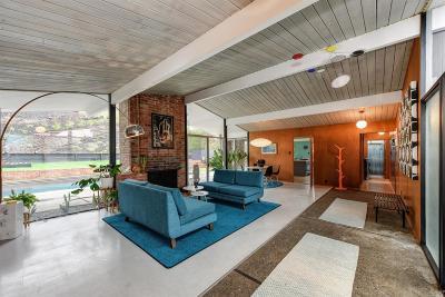San Rafael Single Family Home For Sale: 100 Mount Tenaya Drive