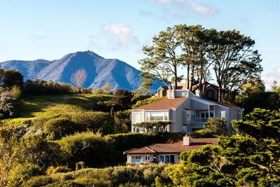 Marin County Single Family Home For Sale: 275 Round Hill Drive