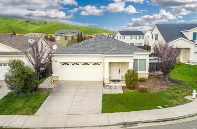 Fairfield Single Family Home For Sale: 2584 Hutcheon Place