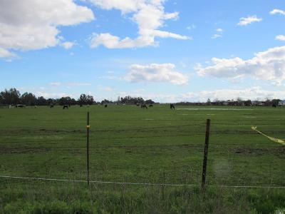 Solano County Residential Lots & Land For Sale: 4870 McCune Road