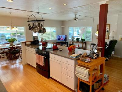 Calistoga Mobile Home Contingent-Show: 2412 Foothill Blvd. #85, 85