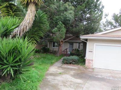 Solano County Single Family Home For Sale: 130 Comstock Court