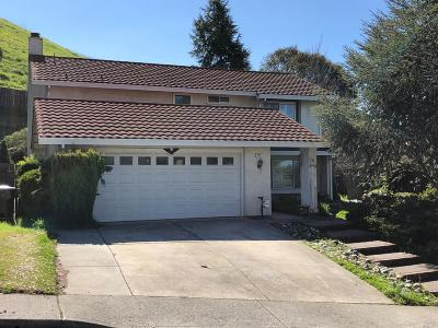 Benicia Single Family Home For Sale