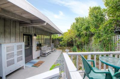 Marin County Single Family Home For Sale: 17 Calle Del Pinos