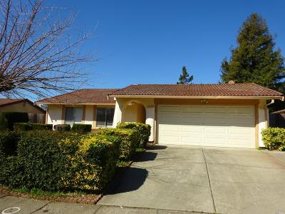 Vallejo Single Family Home For Sale: 119 Sunrise Way