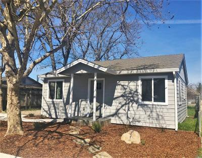 Ukiah CA Single Family Home For Sale: $299,000