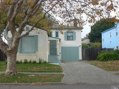 Vallejo Single Family Home For Sale: 350 Springs Road