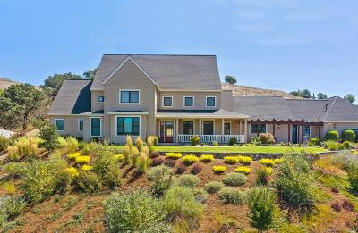 Sonoma CA Single Family Home For Sale: $3,795,000