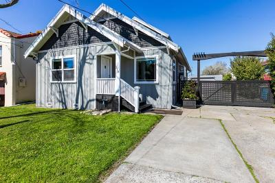 Vallejo Single Family Home For Sale: 310 Hampshire Street