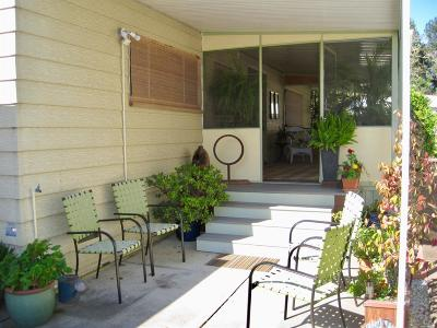 Marin County Mobile Home For Sale: 223 Barcelona Drive #223