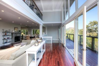 San Rafael Single Family Home For Sale: 31 Roberts Avenue