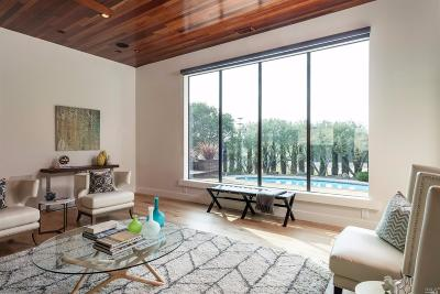 Napa County Single Family Home For Sale: 5200 Silverado Trail