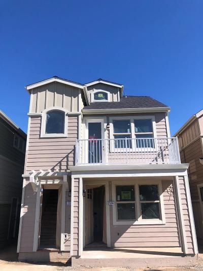 Napa County Single Family Home For Sale: 2596 1st Street #C/B
