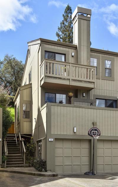Marin County Condo/Townhouse For Sale: 105 Pelican Lane