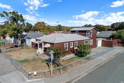 Vallejo Single Family Home For Sale: 800 Modoc Street