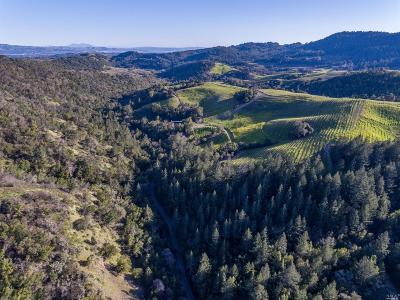 Napa Residential Lots & Land For Sale: Mount Veeder Road