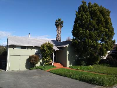 Solano County Single Family Home For Sale: 1024 5th Street
