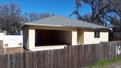 Clearlake Single Family Home For Sale: 16042 35th Avenue