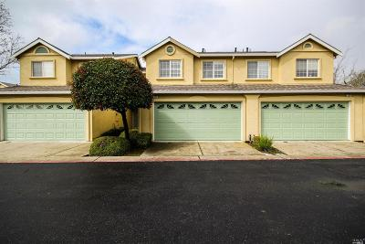 Solano County Single Family Home For Sale: 156 Ritter Court