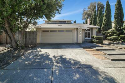 Benicia Single Family Home For Sale: 582 Hastings Drive