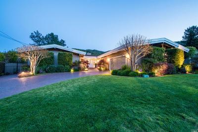 Novato Single Family Home For Sale: 5 Prestwick Court