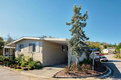 Marin County Mobile Home For Sale: 28 Club View Drive #28