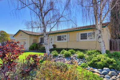 Suisun City Single Family Home For Sale: 607 Charles Way