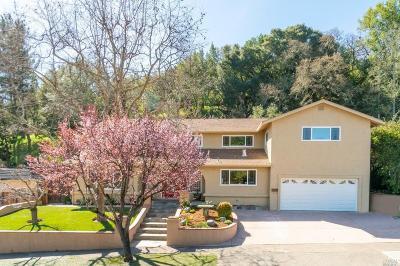 Marin County Single Family Home For Sale: 49 Santa Maria Drive