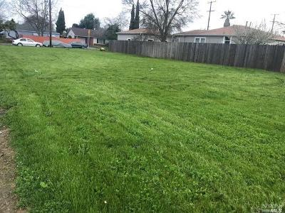 Vallejo Residential Lots & Land For Sale: 501 Tregaskis Avenue
