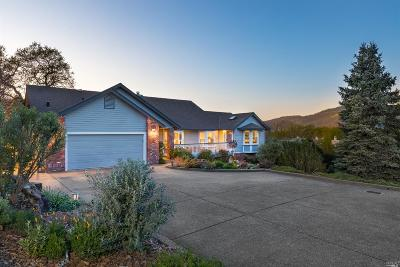 Santa Rosa Single Family Home For Sale: 405 Crestridge Place