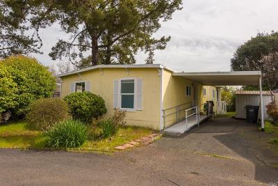 Petaluma Mobile Home For Sale: 300 Stony Point Road #517, 517