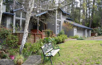 Santa Rosa Single Family Home For Sale: 2653 Knob Hill Drive