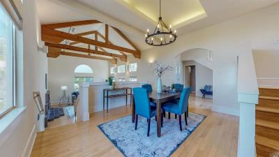 Novato Single Family Home For Sale: 1150 Santolina Drive
