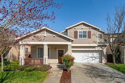 Sonoma County Single Family Home For Sale: 2626 Rosevine Lane