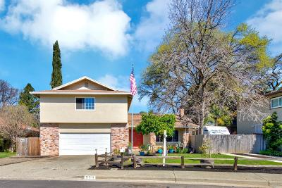Vacaville CA Single Family Home For Sale: $549,900