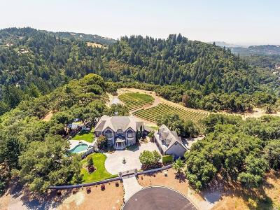 Santa Rosa Single Family Home For Sale: 850 Shiloh Glen