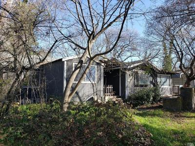 Lower Lake Single Family Home For Sale: 16130 Tish A Tang Road