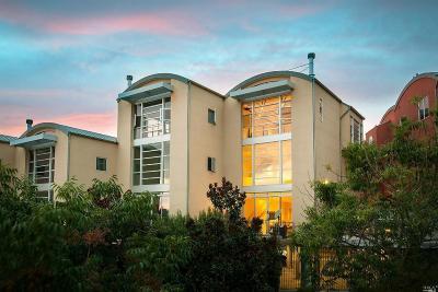 San Rafael Condo/Townhouse For Sale: 50 Cresta Drive #10